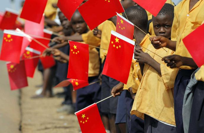 Çin Afrika'ya nasıl uzandı?