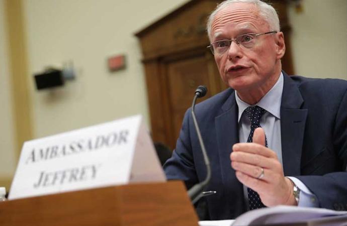 Eski ABD Büyükelçisi Jeffrey, 'Ankara ve PYD'yi yeniden uzlaştırın' diyor