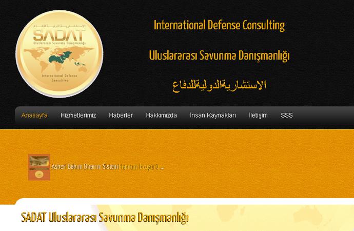 Akşener'in iddialarının odağındaki SADAT'tan açıklama