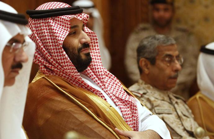 Prens Selman'ın 5 bin kişilik özel ordusu