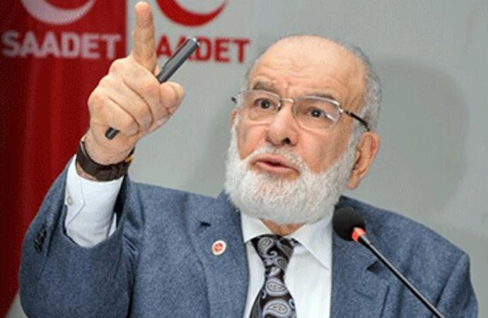 SP lideri Karamollaoğlu, Demokrasi'ye engel çıkarılmasından endişeli