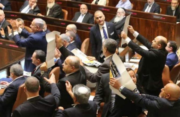 Hamas Sözcüsü, 'Arap milletvekillerinin şerefli tavırlarını' tebrik etti