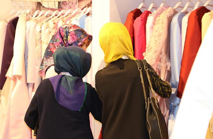 'Muhafazakar Giyim pazarı merakla beklenen bir akım haline geldi'