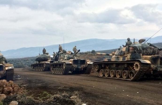 TSK, Zeytin Dalı Harekatına ilişkin yeni basın açıklaması yayınladı
