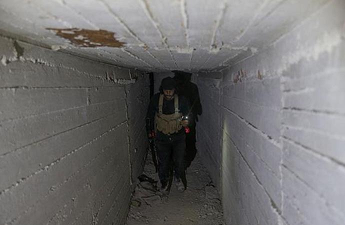 Abdullah Ağar: PKK bu tahkimatı, Alman mühendislerden öğrenmiş
