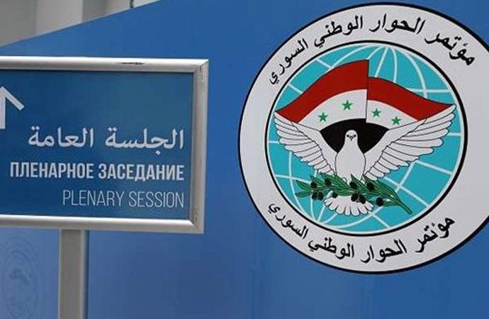 Soçi Suriye Ulusal Diyalog Kongresinde ana gündem Anayasa