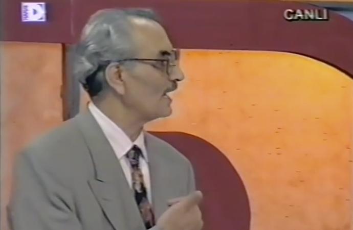 Ercümend Özkan o programı nasıl yorumlamıştı?