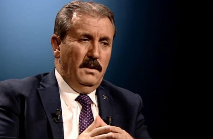 BBP lideri Destici, Erdoğan'ın kendilerine katılma teklifini anlattı