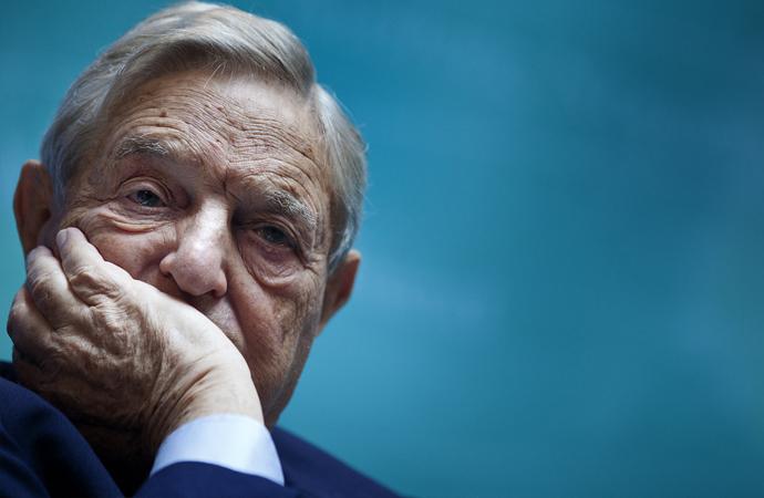 Finans spekülatörü Soros'tan, Kripto Para veri tabanı için 100 milyonluk destek