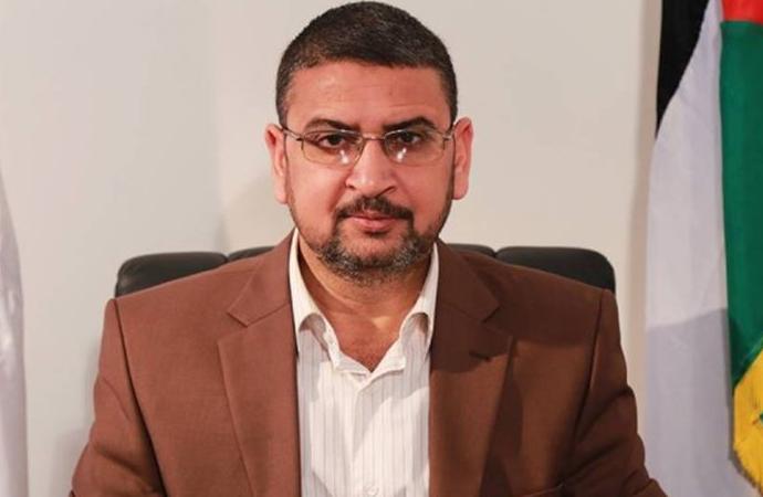 Ebu Zuhri: UNRWA'ya yardımların azaltılması siyasi amaçlı