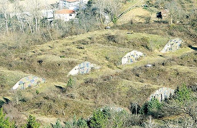 Varlığı az bilinen Trabzon'daki NATO üssü!