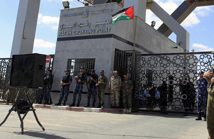 Mısır'a çağrı: RAFAH kapısını kapatmayın!