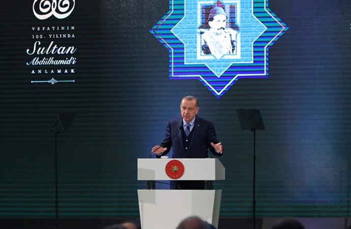 """Erdoğan: """"Osmanlı ile Cumhuriyeti, birbirlerinin zıddı dönemler olarak görmekten vazgeçmeliyiz"""""""