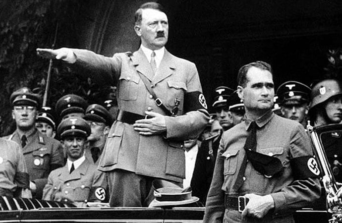 Hitler'in Kavgası