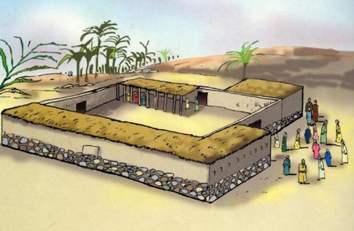 Ebu Cehil'in çadırı