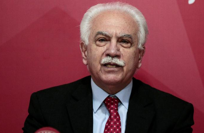 Perinçek: PKK yöneticilerini çok yakından tanırım, silah bırakmayı tartışıyorlar