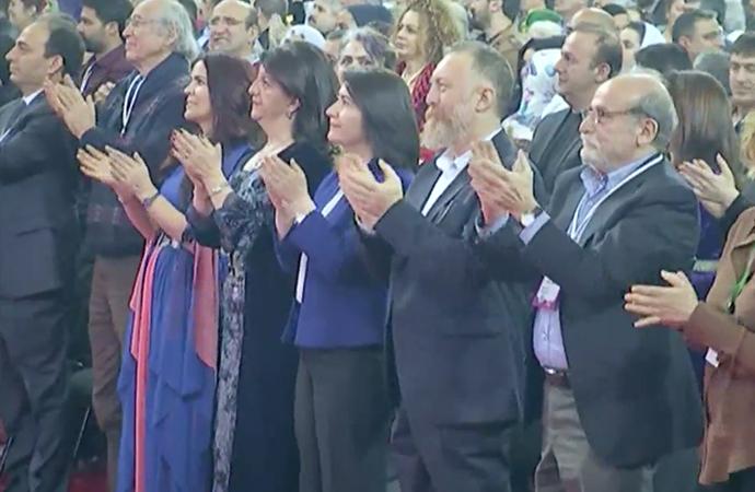 Pervin Buldan ve Sezai Temelli, HDP eş genel başkanlığına seçildi