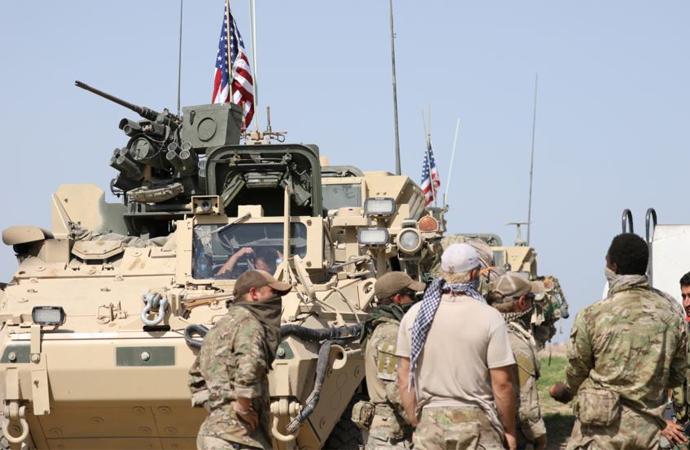 Pentagon'un Suriye raporunda YPG ayrıntıları