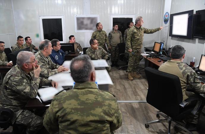 TSK'dan Zeytin Dalı harekatına ilişkin Basın Açıklaması
