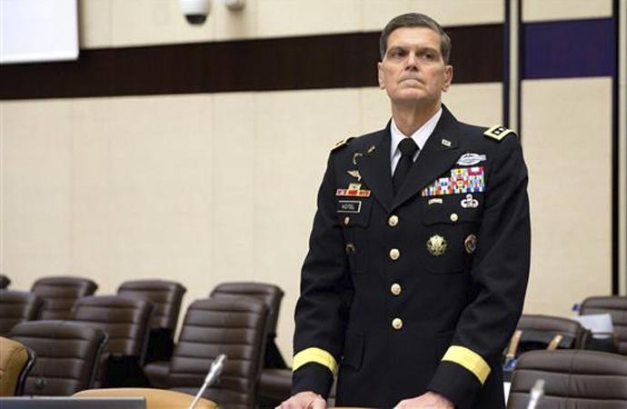 ABD, Suriye istihbaratına YPG'lilerisızdırdı iddiası