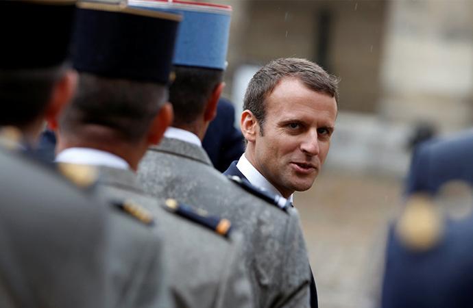 "Macron'un reform girişimi, ""İslami yaşam tarzı""na müdahale!"