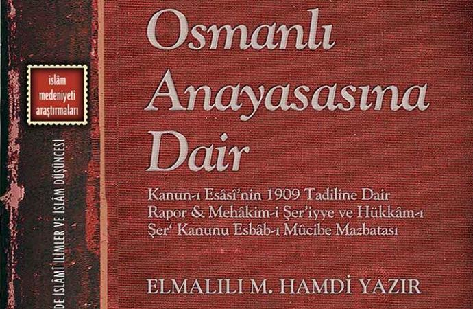 Klasik'ten yeni bir kitap: Osmanlı Anayasasına Dair