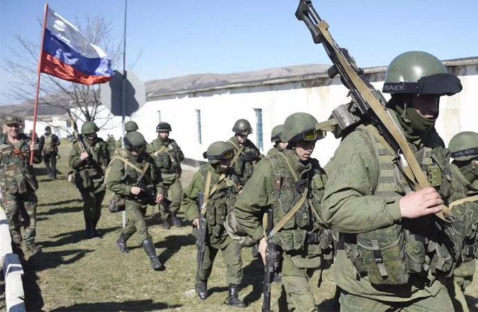"ABD'nin vurduğu Rus askerleri ""Wagner ordusu""na ait"