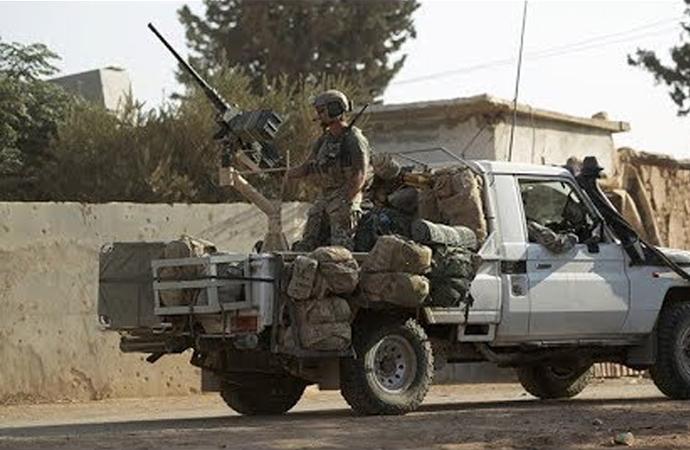 Suriye'nin güneyinde CIA operasyonu