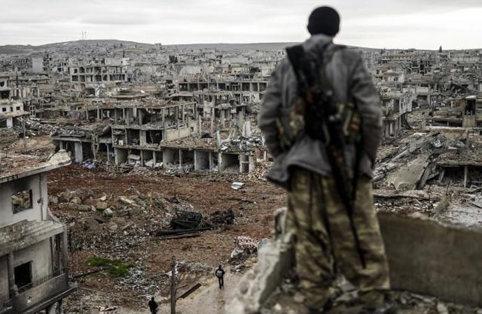 Ahrar Şam ve Nureddin Zengi grupları birleşti