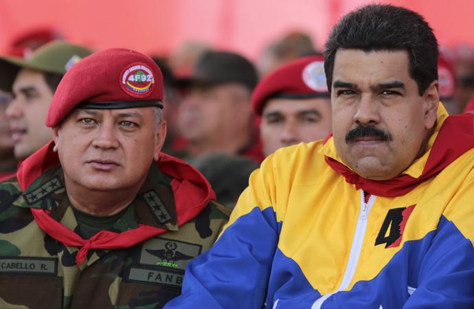 """ABD: Venezuela'da """"Değişimi"""" Ordu halledebilir!"""