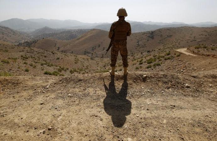 """""""'Yeni Savaş', Orta Asya'ya yürüyor ve gösterdik, sıra Pakistan-Afganistan'da"""""""