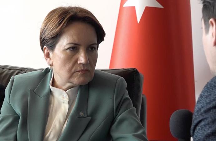 Meral Akşener: 'Yurta Sulh Cihanda Sulh denilen anlayışı geri getiririz'
