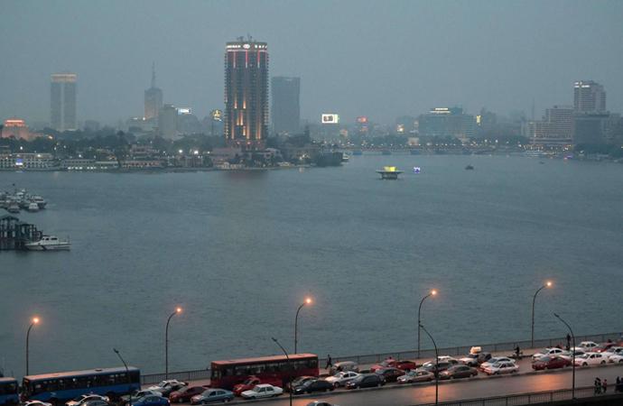 Nil nehri ile ilgili 'şaka' hapis getirdi
