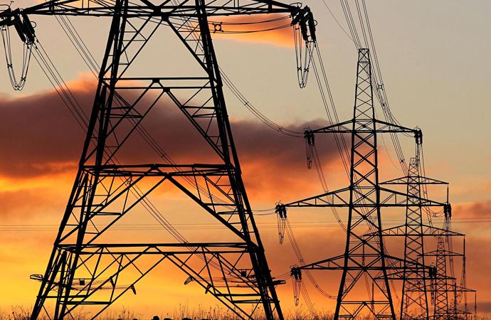 Elektrik ithalatıfaturası yüzde 60 azaldı
