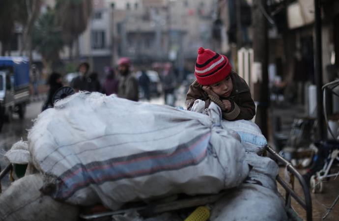 """""""Üç parçalı Suriye"""" analizi"""
