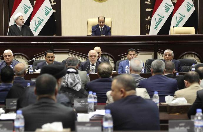 """""""Irak'taki İslamcılar, Baas Partisi'ni yeniden canlandırıyor"""""""