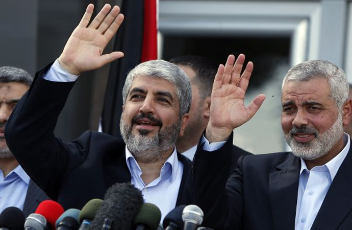 ABD, Hamas'a baskı için Haniye'yi Terörist ilan etti!