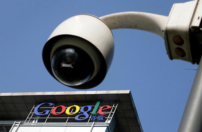 Pentagon sırlarını Google'dan koruyamıyor!