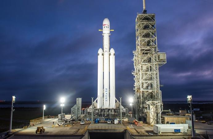 Uzay endüstrisinde yeni bir sayfa açılıyor
