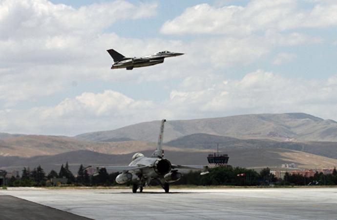Türk uçakları 4 Şubat'tan bu yana Afrin'de neden uçmuyor?