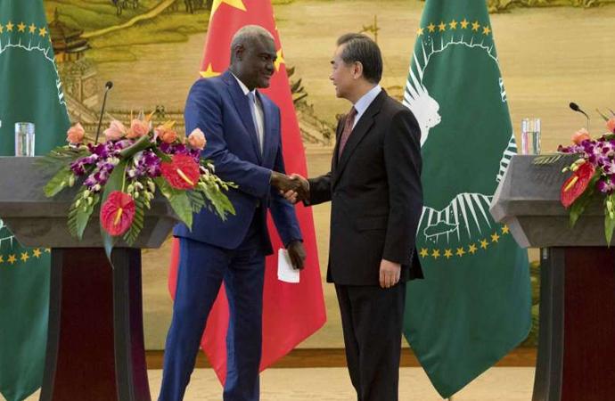 """Çin, Afrika'nın """"En Güvenilir ve Kararlı"""" ortağı olmak istiyor"""