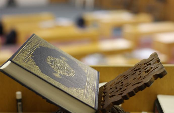 Kur'an-ı Kerim 1400 yıllık değildir,bizim saydığımız şu yılların Allah için önü ve sonu yoktur…
