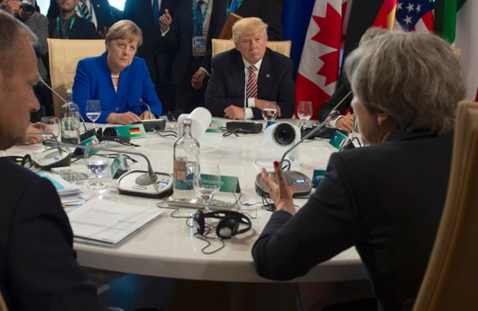 """Trump, İngiltere'ye destek verdi: """"Olayın arkasında muhtemelen Rusya var"""""""