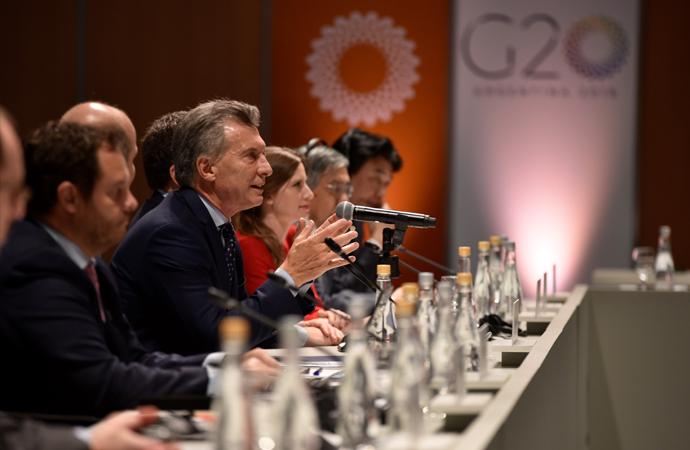 Küresel toplantı G20'de 'Dijital Ekonomi' tartışıldı