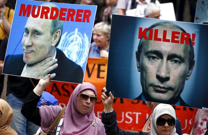 Rusya, Doğu Guta'dan sonra İdlib'e göz koydu!
