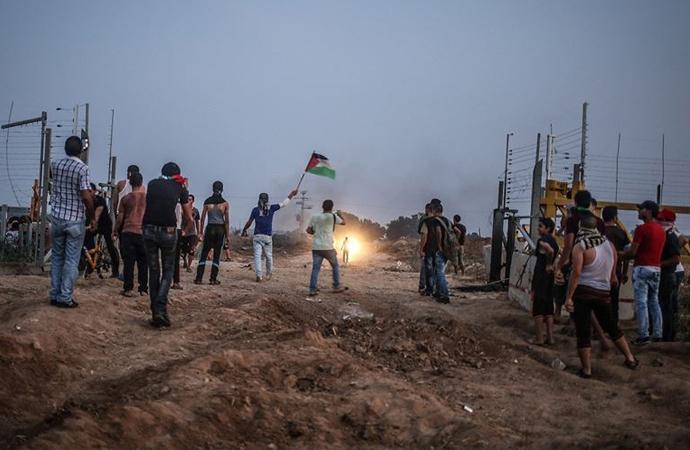 Gazze Şeridi, 30 Mart'ta büyük yürüyüşe hazırlanıyor