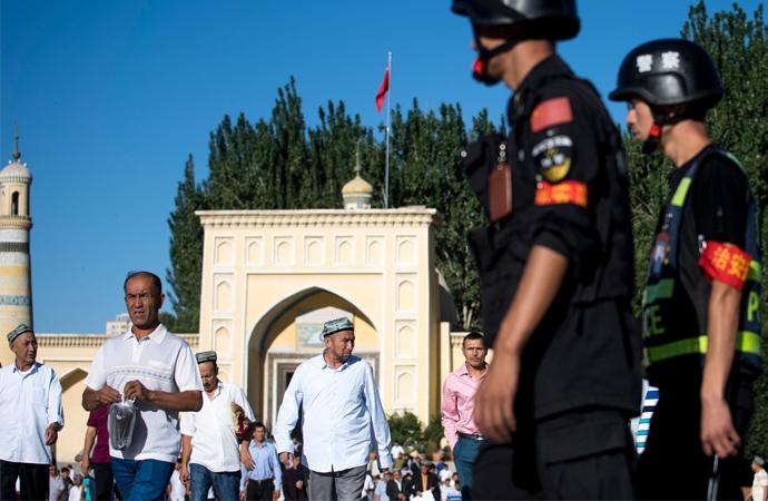 Uygurları gözaltına almak için 'suç' aranmıyor!
