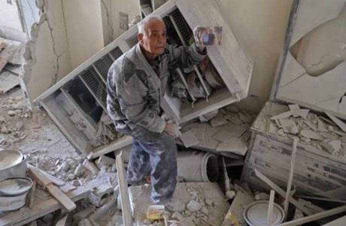 BM'nin raporları Esad rejimini durdurmuyor