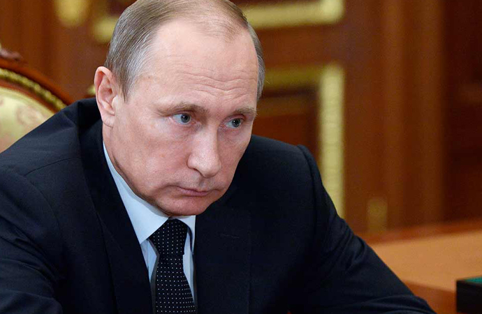 Putin: Herkesi kontrol ettiğimi mi düşünüyorsunuz?