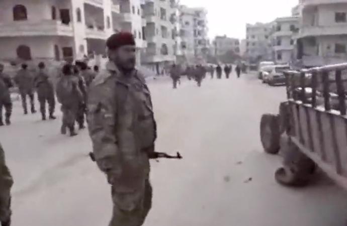 Harekatın 58. gününde Afrin'de kontrol sağlandı
